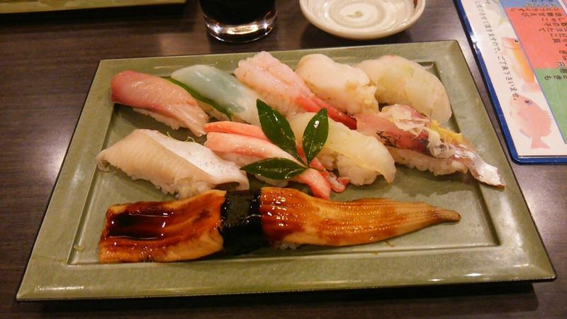 七尾の寿司屋
