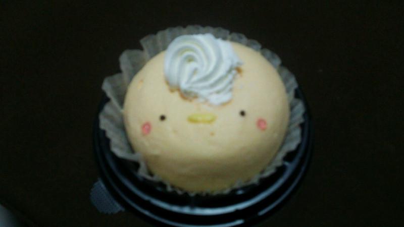 ひよこのケーキ